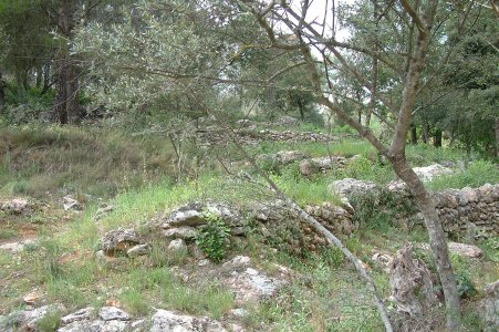 Nice building land in MONTFORT SUR ARGENS