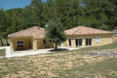 Villa in LORGUES
