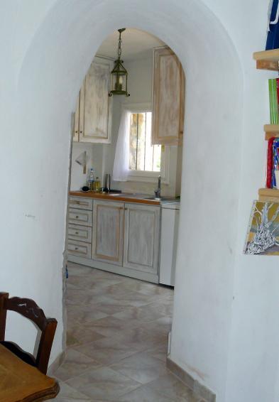 Foto 5 - Möblierte Küche