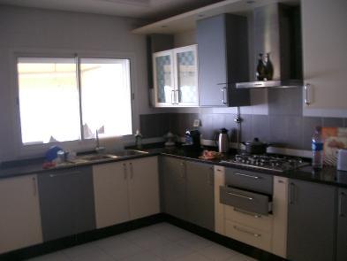 Foto 2 - Möblierte Küche