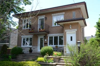 Magnificent mansion (13 rooms - 760sqm) in MONTREAL