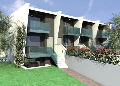 Very nice semi-detached house (5 rooms - 100 sqm) in MARINA DI PULSANO