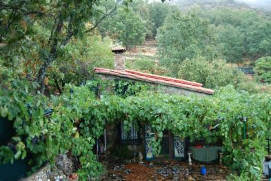 Magnificent country cottage (3 rooms - 140sqm) in GUIJO DE SANTA BÁRBARA