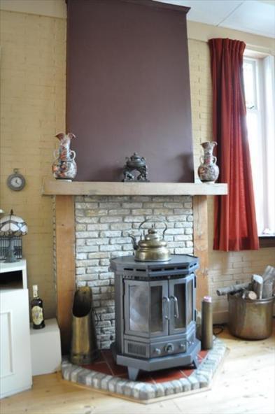 Photo 9 - Fireplace