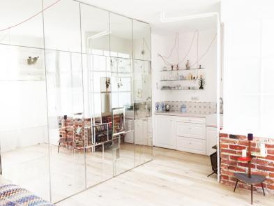 Magnificent studio (1 room - 26sqm) in WARSZAWA