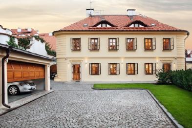 Castle in 11000 PRAGUE