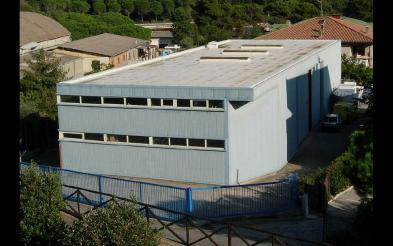 Nice warehouse/industrial space (805 sqm) in PORTO S. STEFANO
