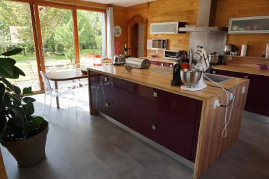 Photo 7 - Fitted and equipped kitchen