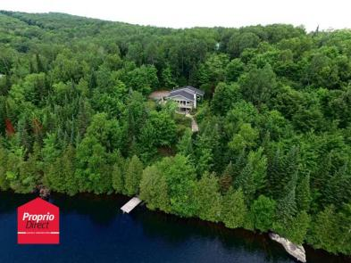 Property in SAINTE-MARGUERITE-DU-LAC-MASSON