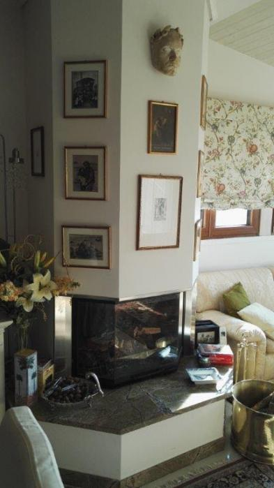 Photo 3 - Fireplace