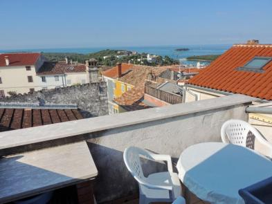 Very nice flat (3 rooms - 70 sqm) in VRSAR