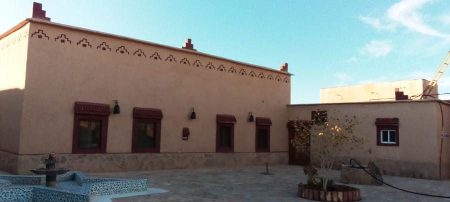 Very nice self-catering holiday home (7 rooms - 300 sqm) in TINGHIR