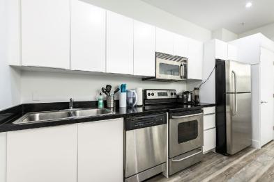 Foto 7 - Möblierte, voll ausgestattete Küche