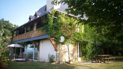 Old house in 64400 LUCQ DE BEARN