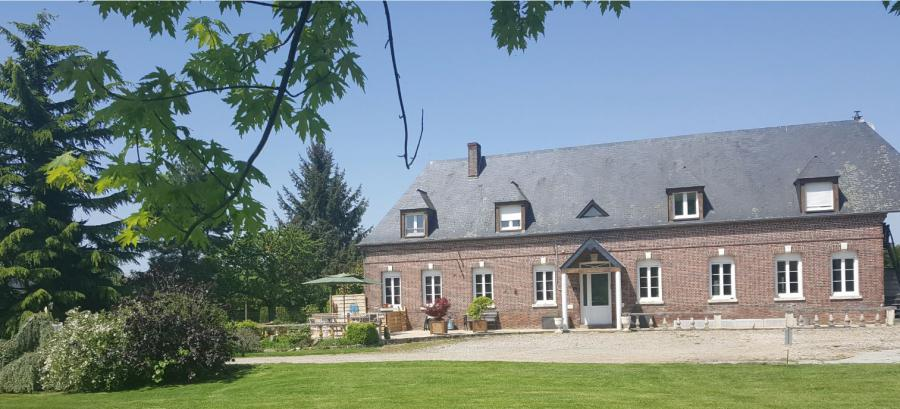 Very nice house (8 rooms - 200 sqm) in LE TILLEUL LAMBERT