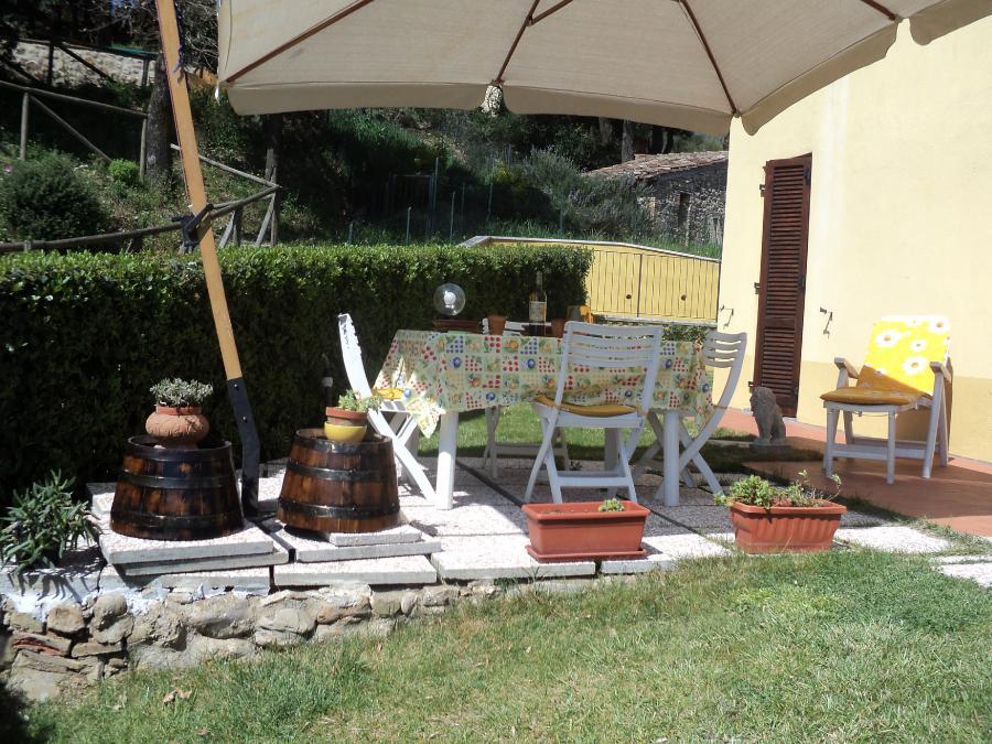 Photo 2 - Private garden