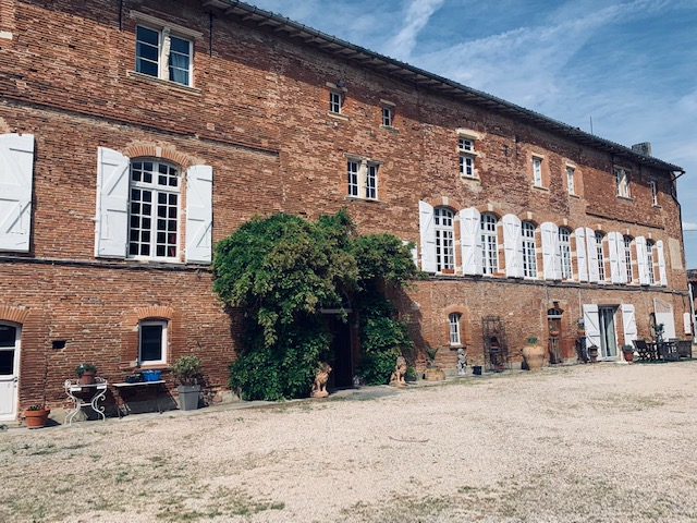 Castle in BAZIEGE