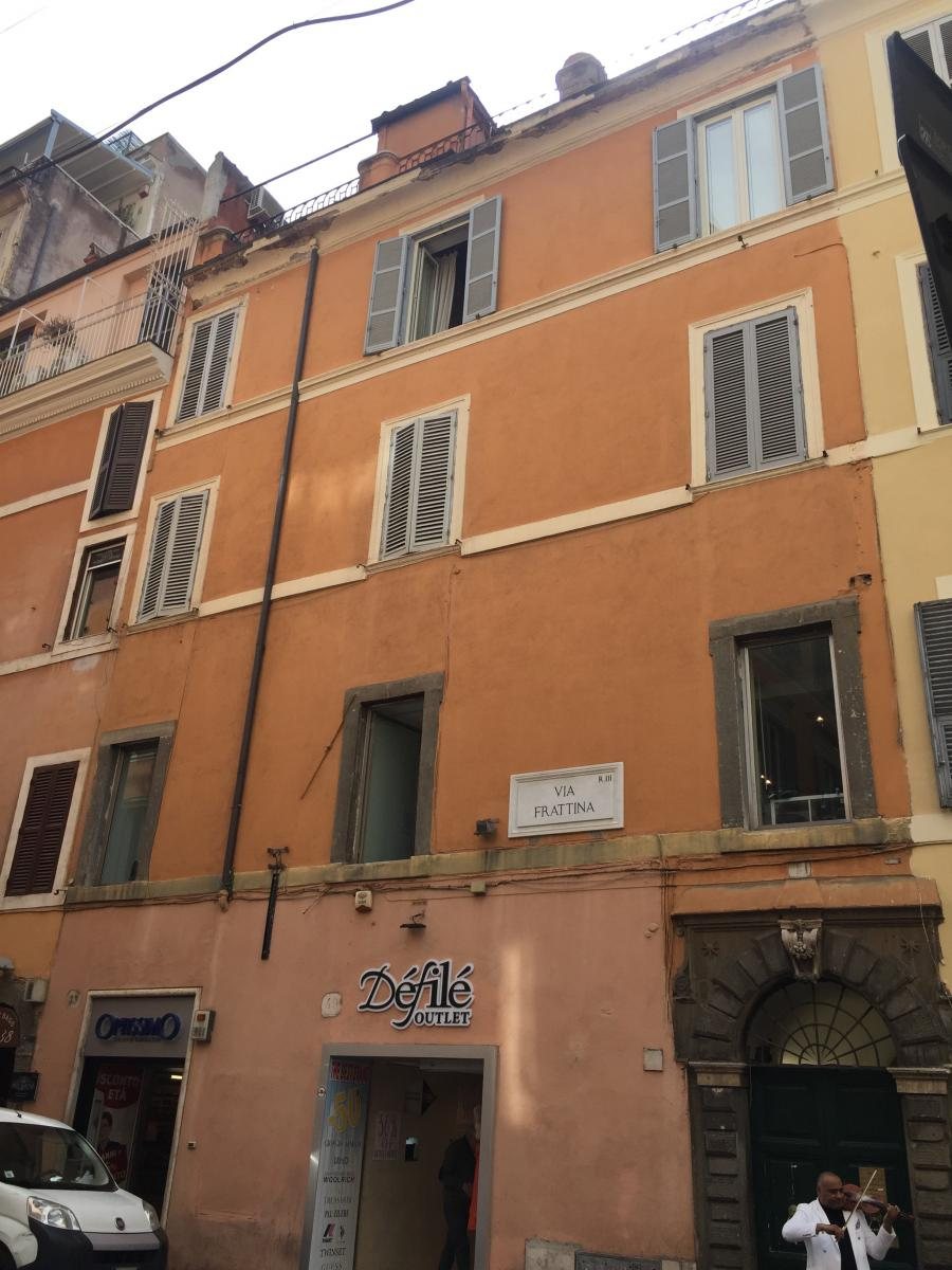 Magnificent flat (2 rooms - 65 sqm) in ROMA