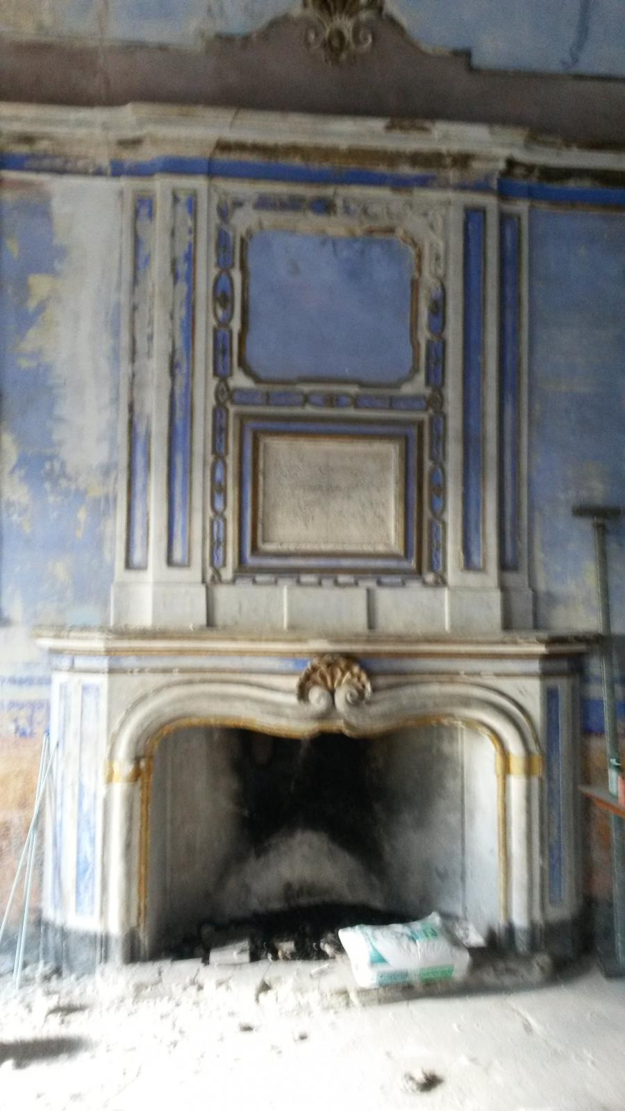 Photo 2 - Fireplace