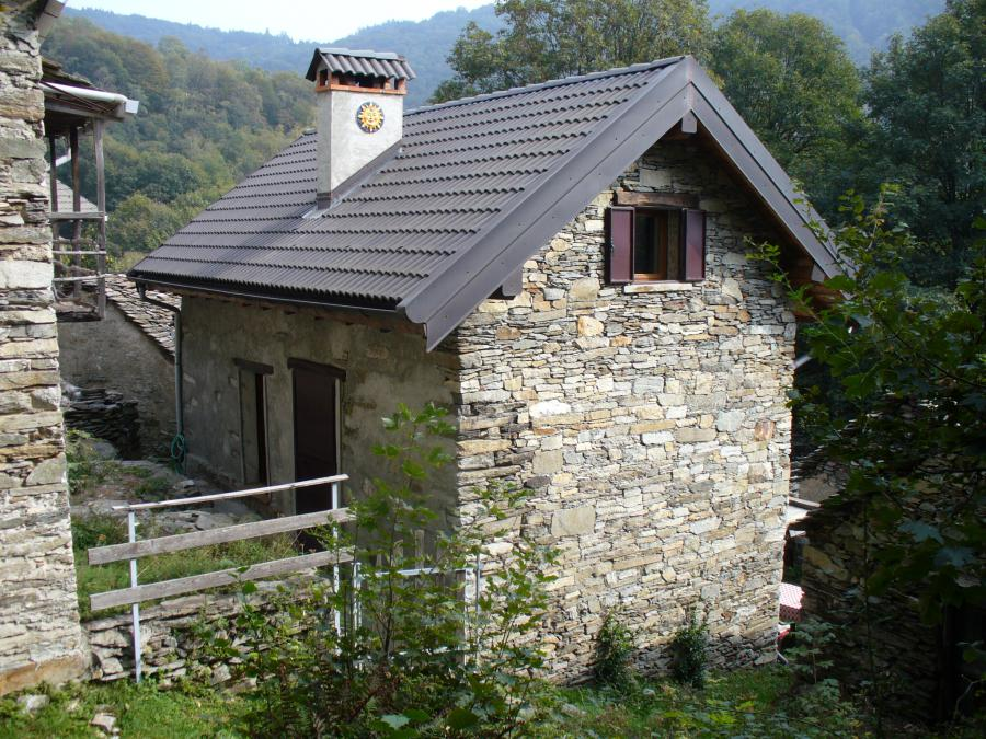 Country cottage in 28840 AURANO