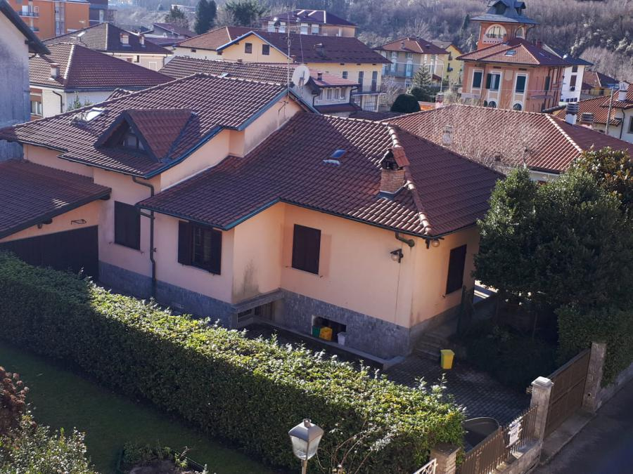 House in BORGOSESIA