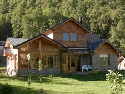 Very nice chalet (4 rooms - 160 sqm) in SAN MARTÍN DE LOS ANDES