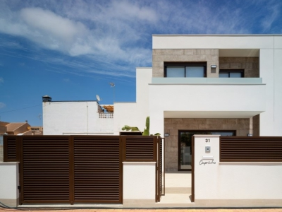 Magnificent semi-detached house (4 rooms - 134 sqm) in SAN PEDRO DEL PINATAR