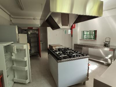 Foto 6 - Cocina amueblada y equipada