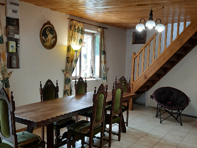 Old house (4 rooms - 115 sqm) in TUPIGNY