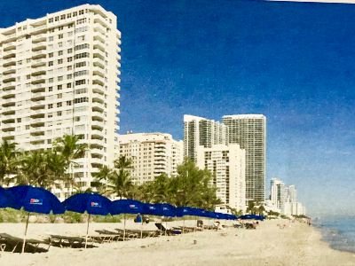 Superb flat (4 rooms - 121 sqm) in HALLANDALE BEACH
