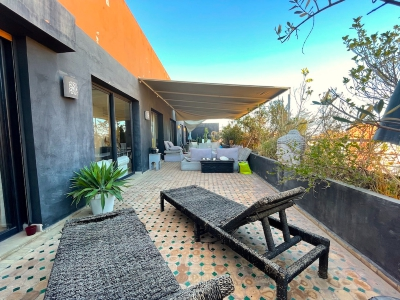 Magnificent flat (6 rooms - 188 sqm) in MARRAKECH