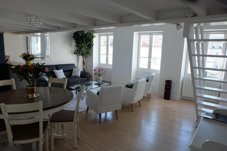 Superb flat (6 rooms - 150 sqm) in LA ROCHELLE